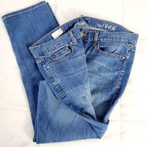 GAP sexy boyfriend jeans sz 30